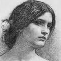 Character Muse, the Waterhouse Girl
