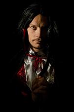 contemporary portrayal of a vampire - exploration of immortality